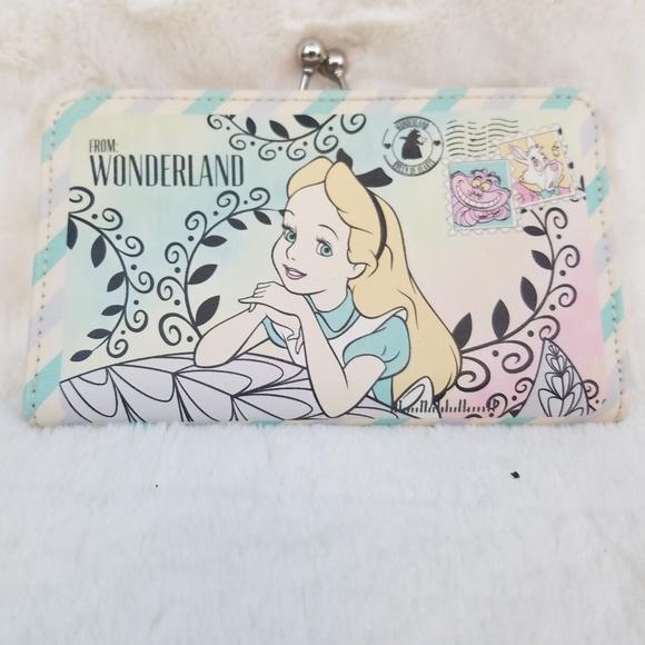 Disney Handbags - Disney Alice In Wonderland Wallet